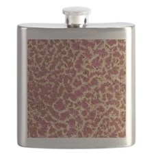 Kidney stone crystals, SEM Flask