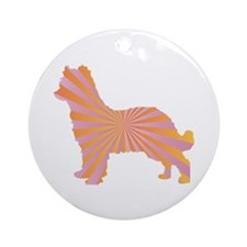 Shepherd Rays Ornament (Round)