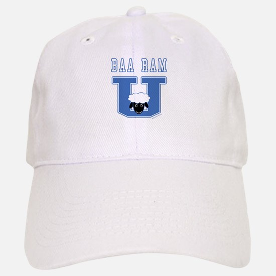 Baa Ram U. Baseball Baseball Cap