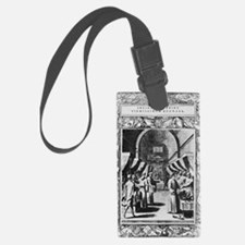 Knights Hospitaller, 16th centur Luggage Tag