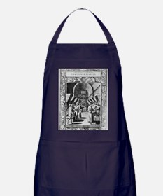 Knights Hospitaller, 16th century Apron (dark)