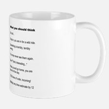 Engineer Translation Guide Mug