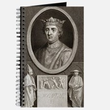 King Henry II of England Journal