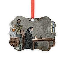 John Dee and Edward Kelly Ornament