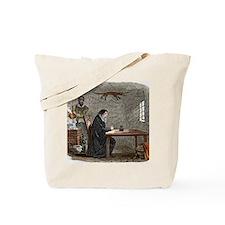 John Dee and Edward Kelly Tote Bag