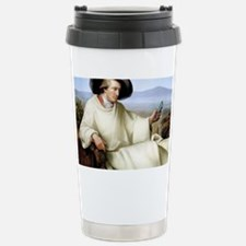 Johann von Goethe, German autho Travel Mug