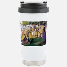 Georges Seurat Stainless Steel Travel Mug