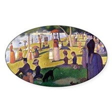 Georges Seurat Decal