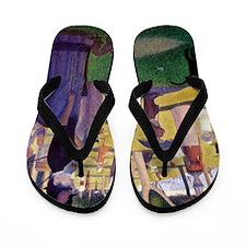 Georges Flip Flops