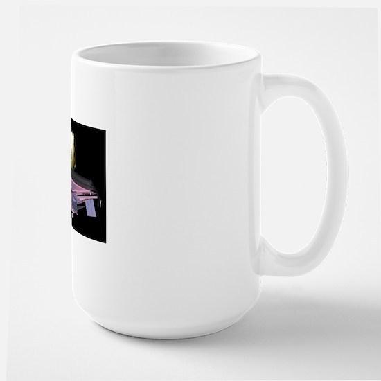 James Webb Space Telescope, artwork Large Mug