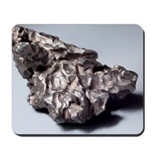 Iron meteorite fragment Mousepad