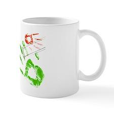 Forensic identification, conceptual ima Mug