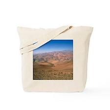 Foothills of the Andes, Atacama Desert, N Tote Bag