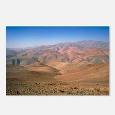 Foothills of the Andes, A Postcards (Package of 8)