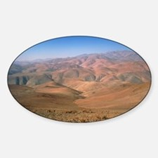 Foothills of the Andes, Atacama Des Decal