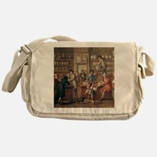 Italian apothecary, 18th century Messenger Bag
