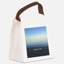 Michigan Summers = Heaven Canvas Lunch Bag