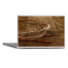 Crown of thorns Laptop Skins