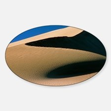 Farwell sand dune in British Columb Decal