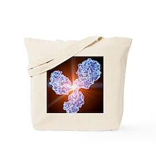 Immunoglobulin G antibody molecule Tote Bag