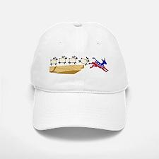 Follow the Liberal Baseball Baseball Cap