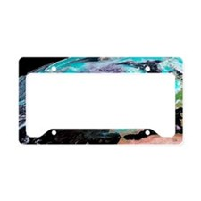 Extratropical storm Katia, 20 License Plate Holder