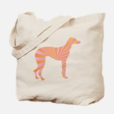Sloughi Rays Tote Bag