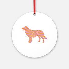 Kooikerhondje Rays Ornament (Round)