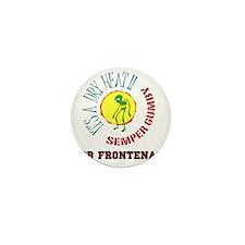 Semper Gumby FOB FRONTENAC Mini Button