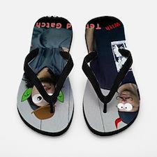 tag cast 1 Flip Flops