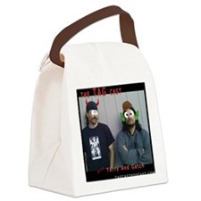 tag cast 1 Canvas Lunch Bag