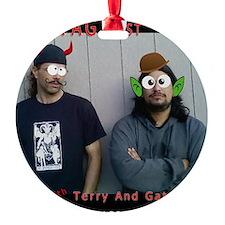 tag cast 1 Ornament