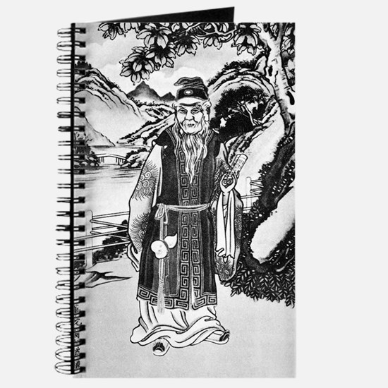 Hua Tuo, Chinese physician, artwork Journal