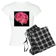 Human brain, artwork Pajamas