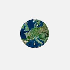 Europe Mini Button