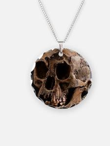 Homo floresiensis skull Necklace