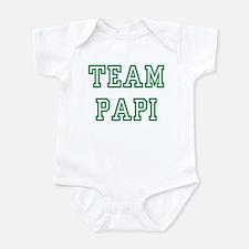 Team PAPI Infant Bodysuit