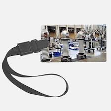 High voltage electrical equipmen Luggage Tag