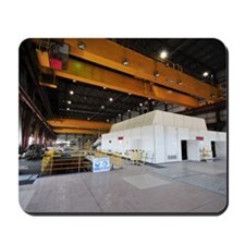 Electricity production facility Mousepad