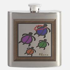 Ohana [Family] Flask