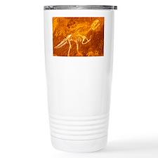Enhanced image of a Gasosaurus  Travel Mug