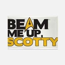 Beam Me Up Magnets