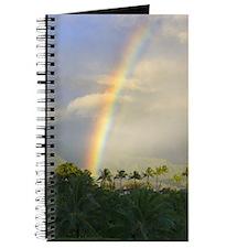 Rainbow on Kauai Journal