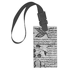 Herbal medicine, 8th century Luggage Tag