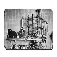 Heart-lung machine, 20th century Mousepad
