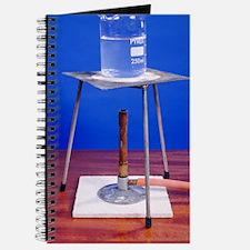 Heating water Journal