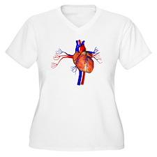 Heart, artwork T-Shirt