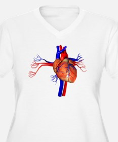 Heart, artwork T-Shirt