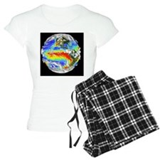 Earth's 3-D cloud cover Pajamas