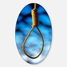 Hangman's noose Decal